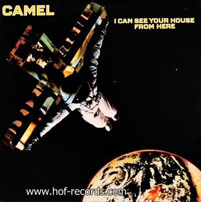Camel - I Can See Your House From Here 1979