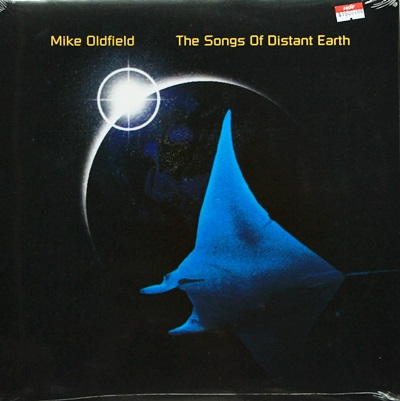 Mike Oldfield - The Songs Of Distant Earth 1Lp N.