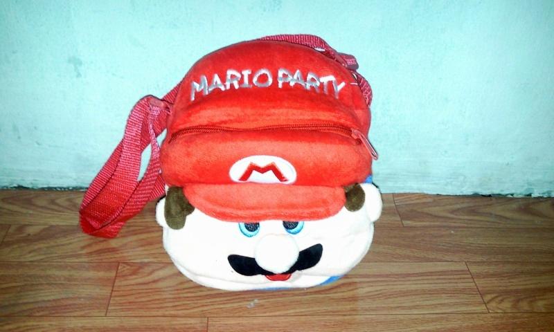 กระเป๋าสะพายข้าง มาริโอ้