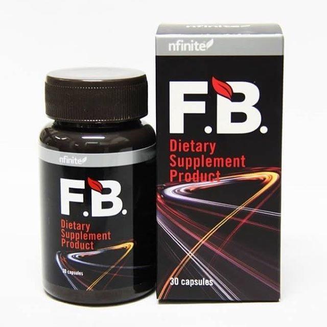 F.B. Fat burn เผาผลาญไขมัน ลดไขมันหน้าท้อง FB Fat Burn สลายเซลลูไลท์