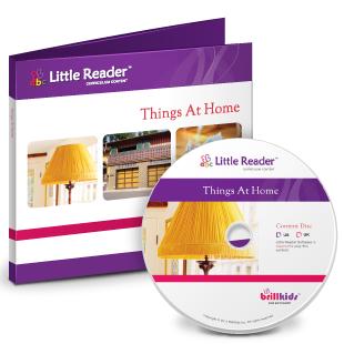 บทเรียนเพิ่มเติม เสริมพัฒนาการเด็ก Things at Home Category Pack