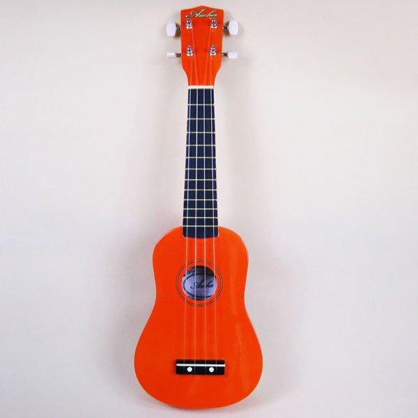 อูคูเลเล่ Ukulele Aloha SU01-OR Soprano