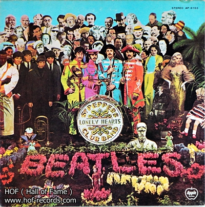 The Beatles - SGT. Peppers Lonely Hearts club Band 1 Lp