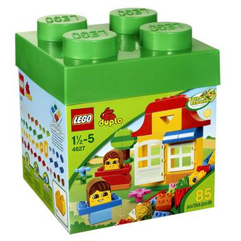 ชุดตัวต่อ LEGO DUPLO FUN WITH BRICK 204627 [ส่งฟรี]