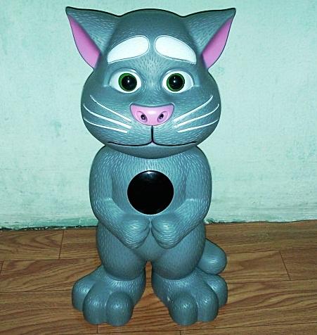 ตุ๊กตาแมวทอมแคทรุ่นใหม่ Talking Tomcat (มาใหม่ล่าสุด)