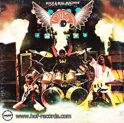 Triumph - Rock & Roll Machine 1978 1lp