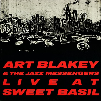 Art Blakey - Live At Sweet Basil 1985