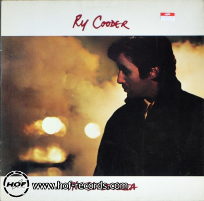 ry cooder - the slide area 1lp