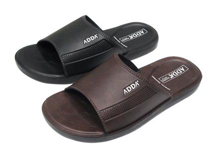 รองเท้าหนัง Adda 7Q13 ดำ-น้ำตาล 39-43