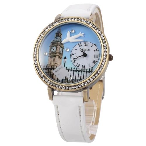 A012 Plane Clay Watch