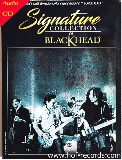 Cd Black head - Signature collection * new