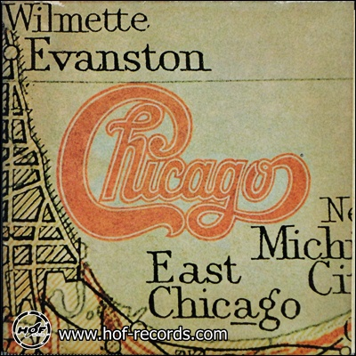 Chicago - 11 1977 1lp