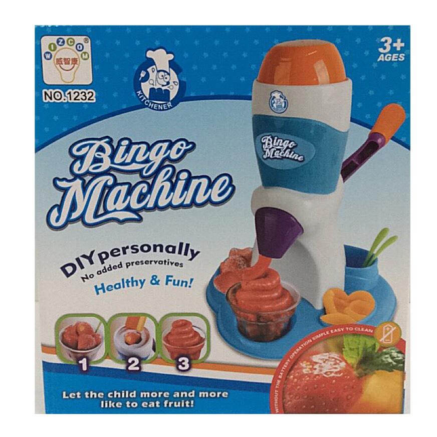 เครื่องทำไอศกรีม