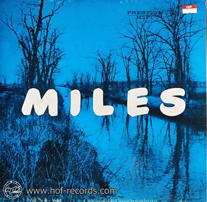 Miles Davis - The New Miles Davis Quintet 1lp NEW