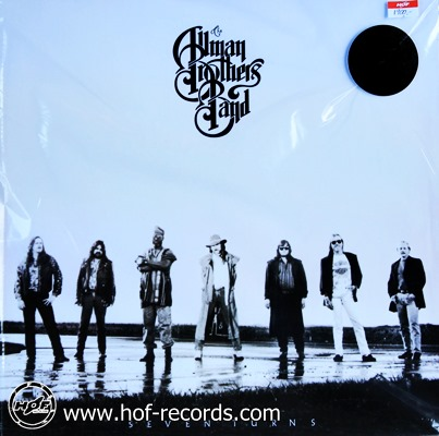 The Allman Brothers Band - Seven Turns 1Lp N.