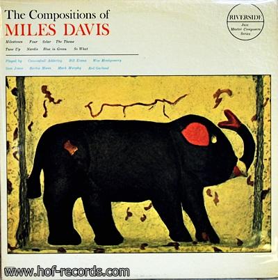 Miles Davis - The Compositions Of Miles Davis 1Lp