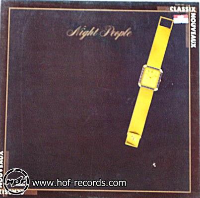 Classix Nouveaux - Night People 1 LP