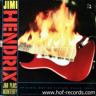 Jimi Hendrix - Jimi Play Monterey 1Lp