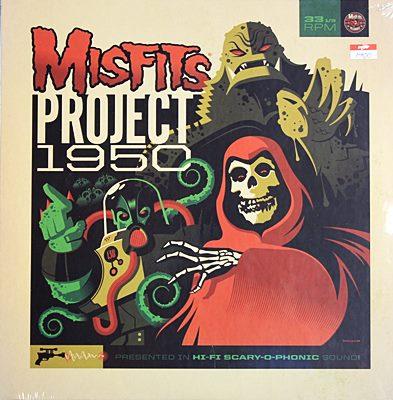 Misfits - Project 1950 1lp N.