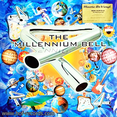 Mike Oldfield - The Millennium Bell 1Lp N.