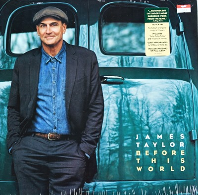 James Taylor - Before This World 1Lp N.