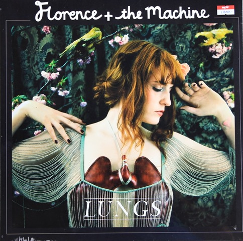 Florence The Machine - Lungs 1lp N.