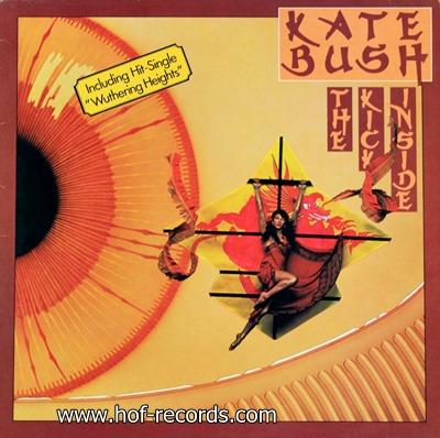 Kate Bush - The Kick Inside 1978