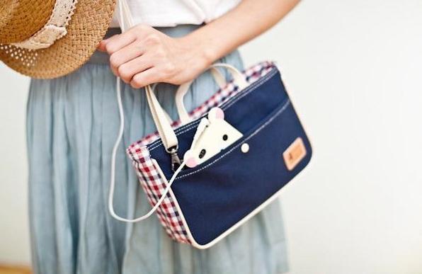 B020 Mini Bag in Bag
