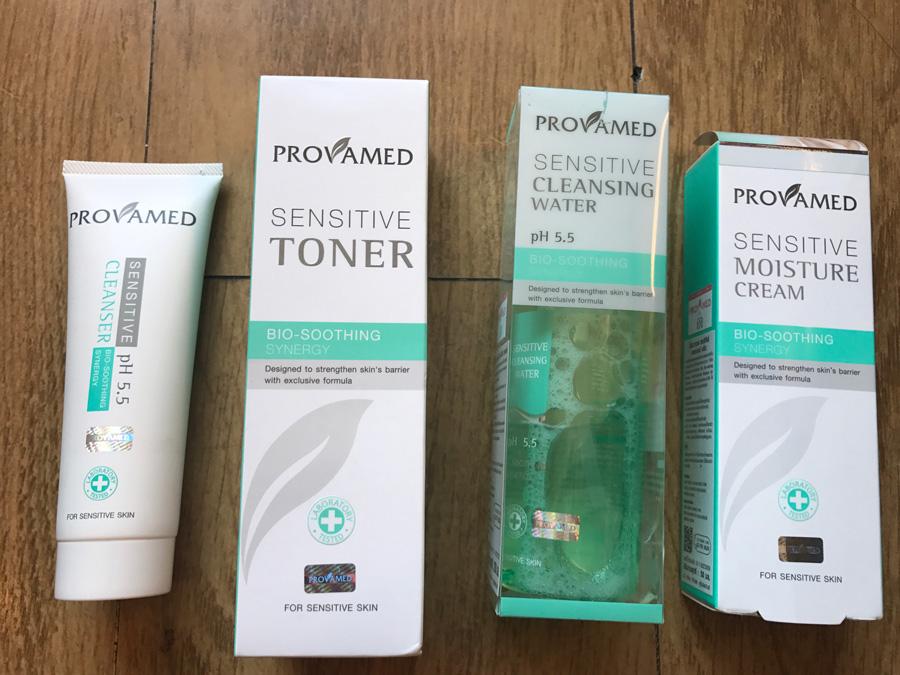 Provamed Sensitive pH5.5 Set [4 ชิ้น]