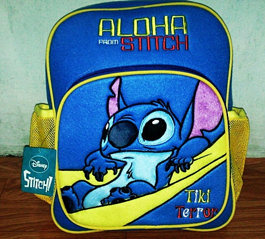 กระเป๋าเป้เด็ก stitch ลิขสิทธิ์แท้ (สินค้ามาใหม่)