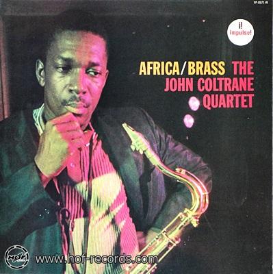 John Coltrane - Africa/Brass 1lp