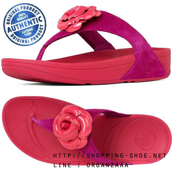 Fitflop Florent Rio Pink ของแท้ นำเข้าจาก USA และ UK