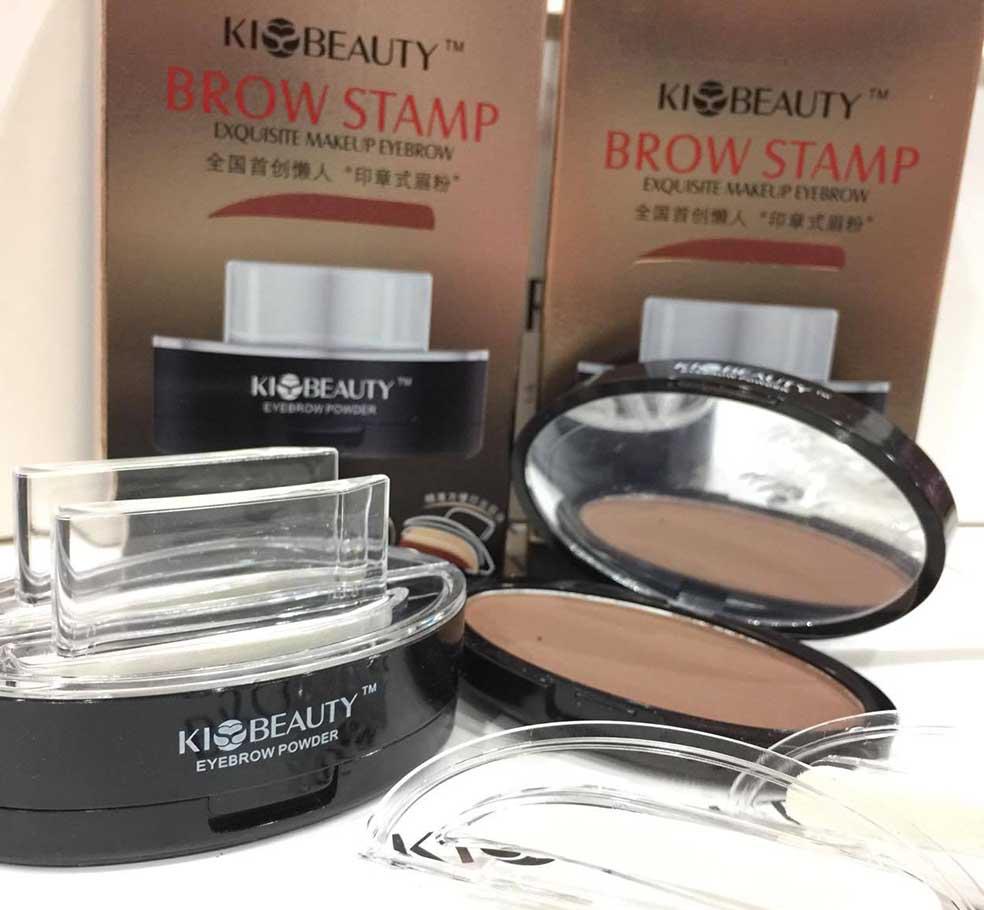 Kiss Beauty Brow Stamp สแตมป์ปั๊มคิ้ว ราคาปลีก 120 บาท / ราคาส่ง 96 บาท