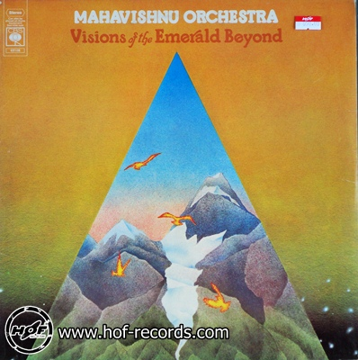 Mahavishnu Orchestra - visions of the emerald beyond 1lp
