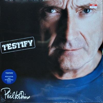 Phil Collins - Testify 2Lp N.