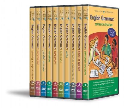 The Complete English Grammar Series รวมแกรมม่าชุดสมบูรณ์ที่สุด