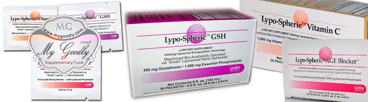 lypo spheric gsh