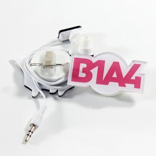 ที่ม้วนเก็บหูฟัง B1A4