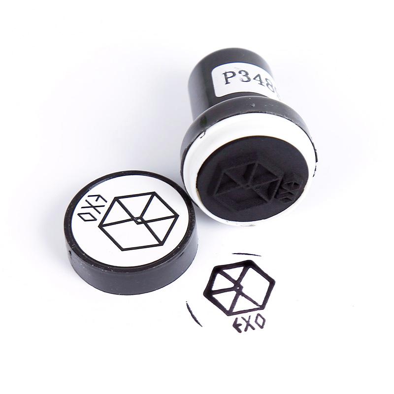ตราปั้ม EXO-M EXO-K EXODUS
