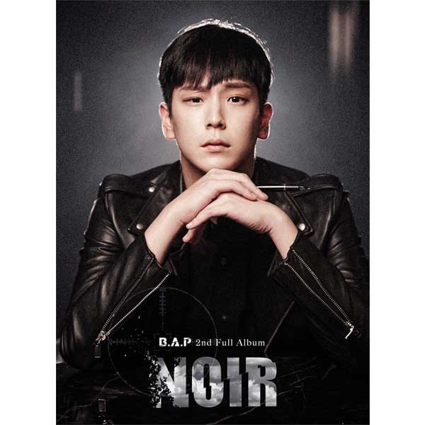 B.A.P - Album Vol.2 [NOIR] (Limited Edition / HIMCHAN ver. )