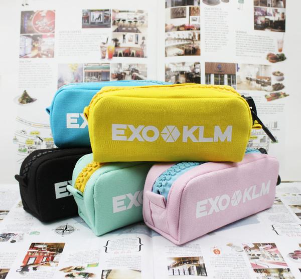 กระเป๋าดินสอ EXO (ระบุสี)