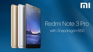 XIAOMI Redmi Note3 Pro (2+16 ) (Snapdragon 650) แถมเคส+ฟิมกระจก