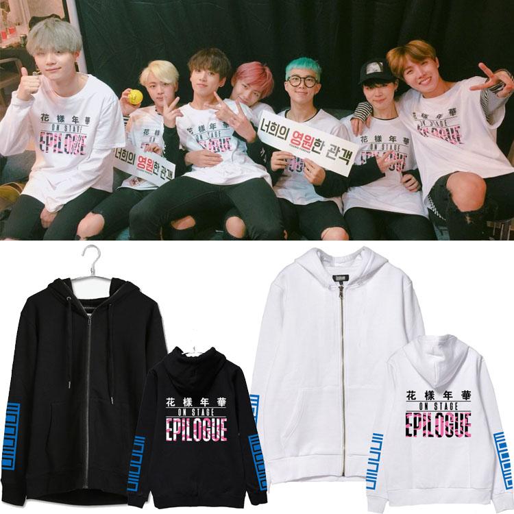 เสื้อฮู้ด (Hoodie) BTS - EPILOGUE (v.2)