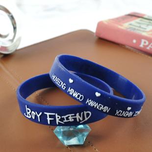 ริสแบรนด์ BOYFRIEND (น้ำเงิน)