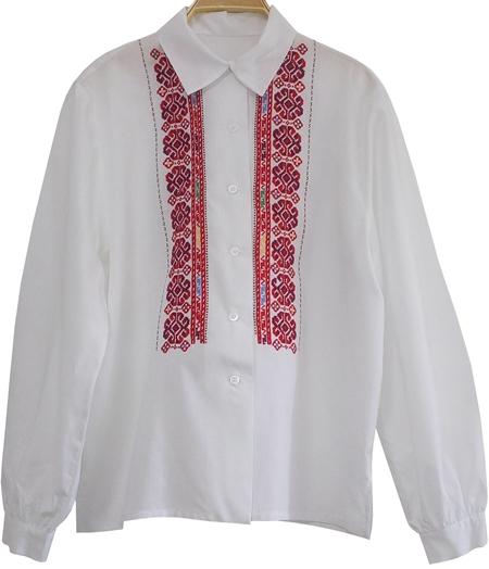 เสื้อวินเทจ เสื้อปักมือ Vintage Blouses