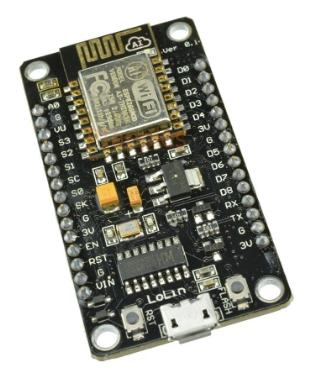 NodeMCU, ESP8266, ESP-12E, NodeMCU V2