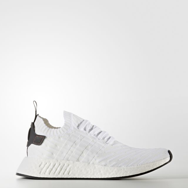adidas Originals NMD R2 Primeknit Color Footwear White/Core Black/Footwear White