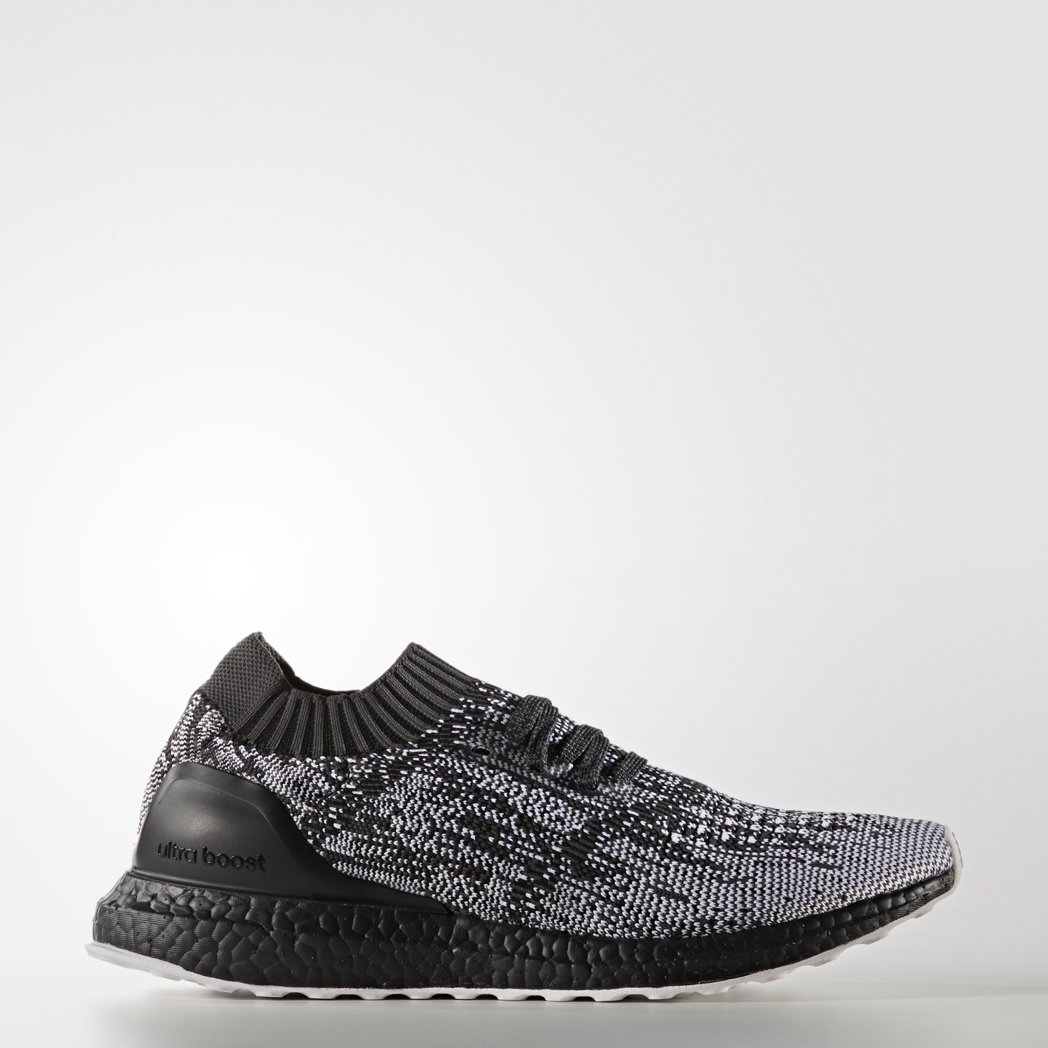 ULTRA BOOST UNCAGED SHOES Color Core Black / DGH Solid Gray / Running Wha