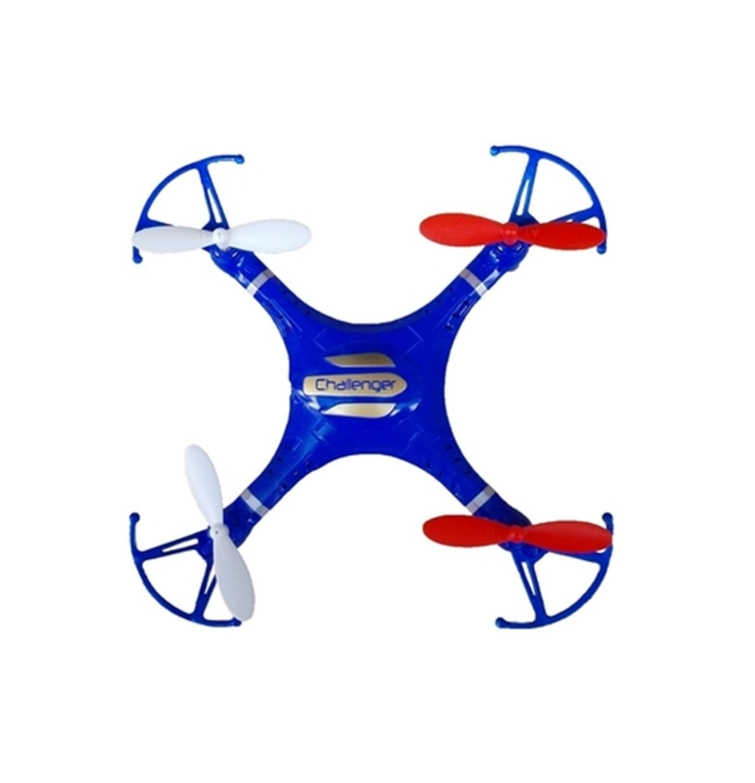 SX โดรน 4 ใบพัดบังคับวิทยุด้วยความถี่ 2.4 Ghz 6 แชแแนล รุ่น S49 (สีน้ำเงิน) Red Quadcopter Drone 2.4 GHz 6 Channel RC