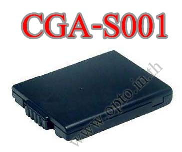 OEM Battery for Panasonic CGA-S001 F1 FX1